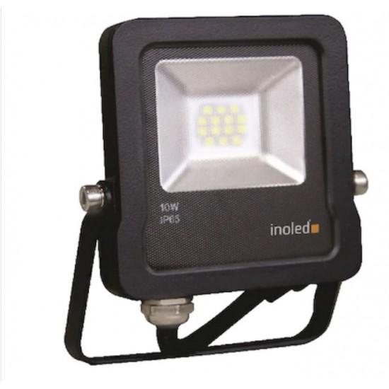 İnoled 10W 3000K Sarı Led Projektör İNL-5201-02