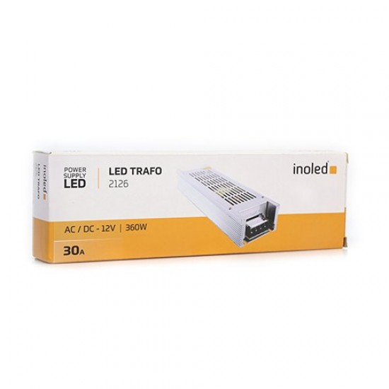 Inoled 30A Ince Tip LED Trafo (360W) INL-2126