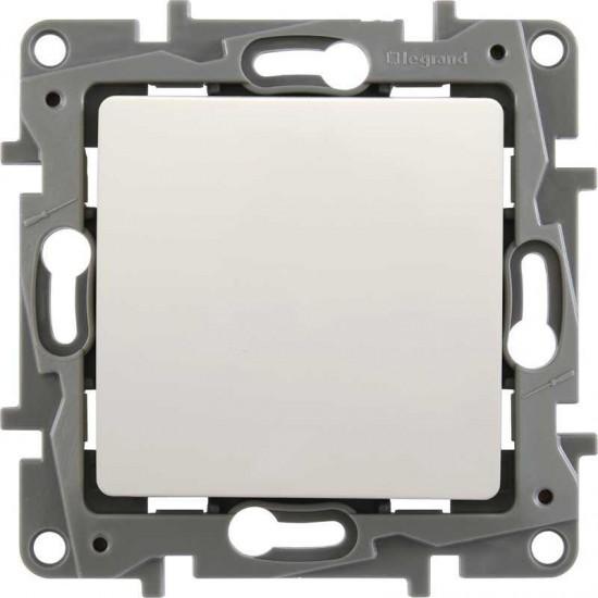 Legrand - 767180 Salbei Beyaz Light Anahtar (Çerçevesiz)